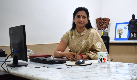 Secretary, Dhole Patil Education Society